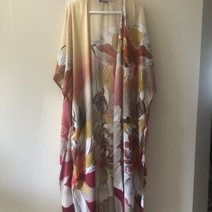 Fashion Nova Plus Size Kimono Size 2X/3X